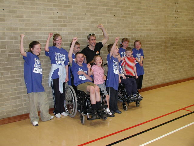 N Yorks Youth Games 2007 #4 - Ampleforth 3/6/2007